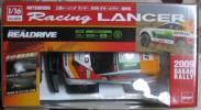 1/16 リアルドライブ 三菱レーシング ランサー 2009 ダカールラリー 増岡車
