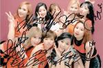 16.10★TWICE★TWICEcoaster: LANE 1 全員直筆サイン入り写真506