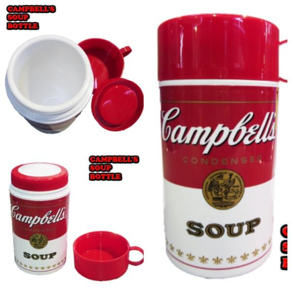 キャンベルスープ ボトル 水筒