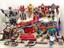 F3544/ゲキレンジャー/ボウケンジャー ★ DXロボット&なりきりおもちゃセット ★ ダイボウケン/ゲキトージャー他