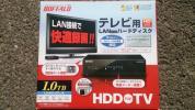 ■ BUFFALO テレビ用LAN接続ハードディスク LS-AV1.0L/A ■