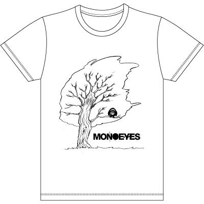 【新品】MONOEYES tシャツ 細美武士 ELLEGARDEN エルレ the HIATUS ライブグッズの画像