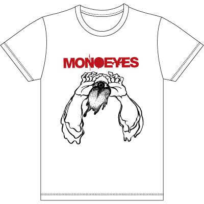 【未開封】MONOEYES tシャツ バンド 細美武士 the HIATUS ライブグッズの画像