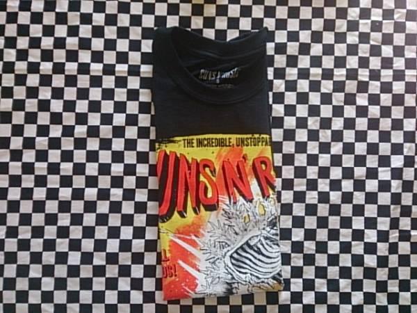 新品未着用 Sサイズ ガンズアンドローゼズ Guns N′Roses Tシャツ  埼玉限定 zilla ライブグッズの画像