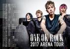 """4/30 送料無料☆ONE OK ROCK 2017 """"Ambitions"""" JAPAN TOUR☆福岡☆ チケット ☆ ペア ☆ ワンオク"""