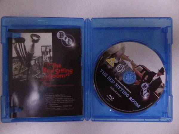 国内ブルーレイ未発!ビートルズ映画_R・レスター監督のシュール,不思議な英国SFブラックコメディ『リチャード・レスターの不思議な世界 』_画像3