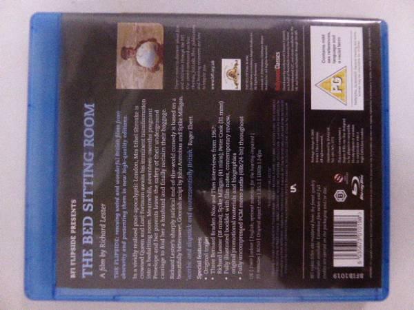 国内ブルーレイ未発!ビートルズ映画_R・レスター監督のシュール,不思議な英国SFブラックコメディ『リチャード・レスターの不思議な世界 』_画像2