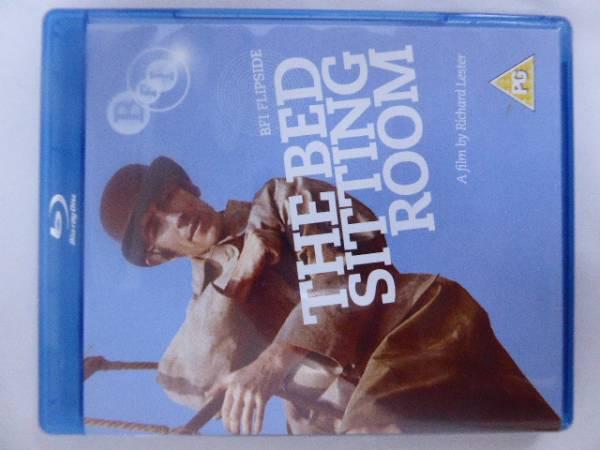 国内ブルーレイ未発!ビートルズ映画_R・レスター監督のシュール,不思議な英国SFブラックコメディ『リチャード・レスターの不思議な世界 』_画像1