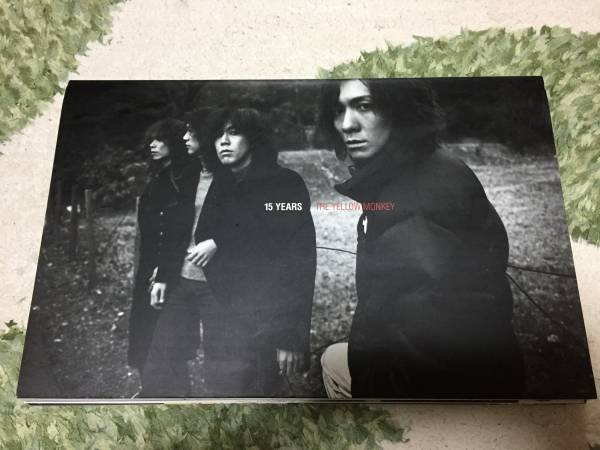 THE YELLOW MONKEY イエモン 写真集 15YEARS ライブグッズの画像