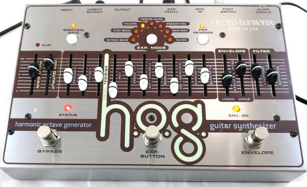 【中古】Electro Harmonix Hog & MGEAR EX-P ■ 送料安 H.O.G.