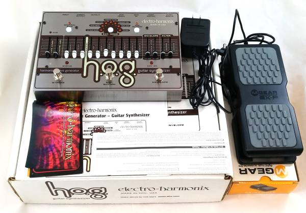 格安 【中古】Electro Harmonix Hog & MGEAR EX-P  送料安 H.O.G.