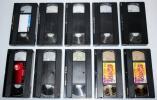 再録用 中古ビデオテープ メーカー各種 標準120分 合計20本