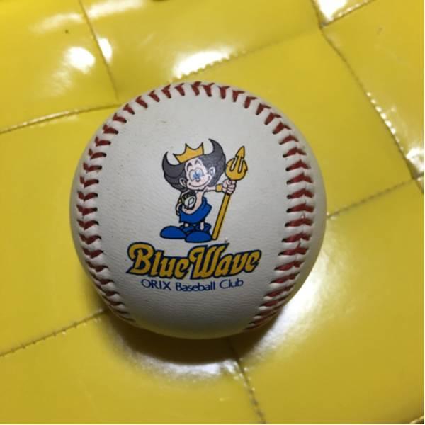 NPB プロ野球 オリックス ブルーウェーブ イチロー 印刷サインボール グッズの画像