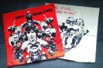 二枚セット Rolling Stones ローリングストーンズ クッションカバー レア 送料無料