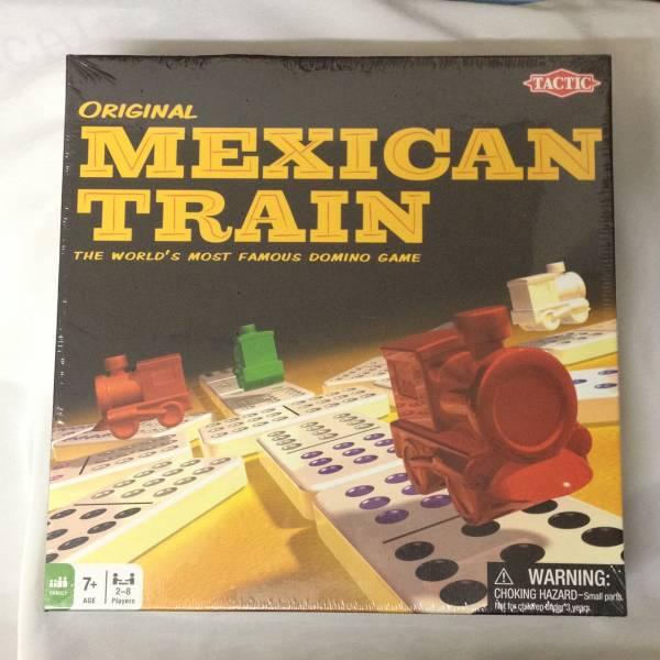 メキシカントレイン Mexican Train ボードゲーム ドミノ