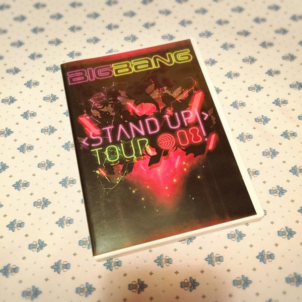 BIGBANG/STAND UP TOUR 08/DVD