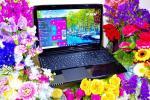 富士通 LifeBook AH53/S◆win10/Core i 7/Bluray/最大値16GB/新品SSD+HDD/黒光り極上美品