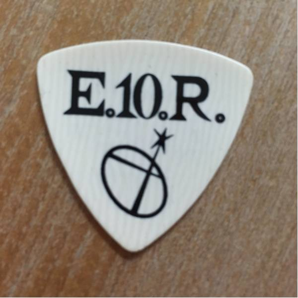 奥田民生 ピック(本人使用後に投げた物) tour'96 E.10.R 検)イージューライダー ライブグッズの画像