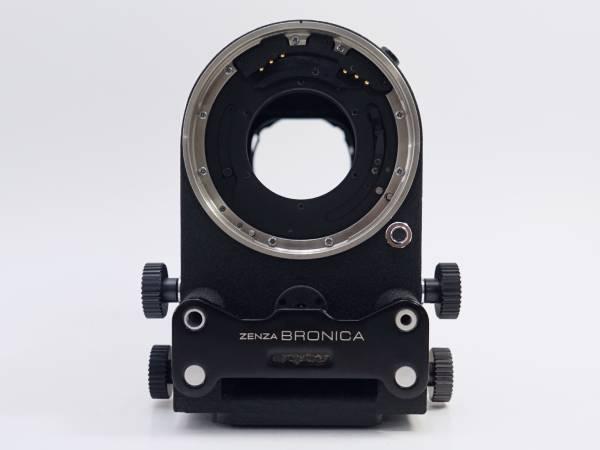 BRONICA ETR オートベローズ アタッチメントE_画像2