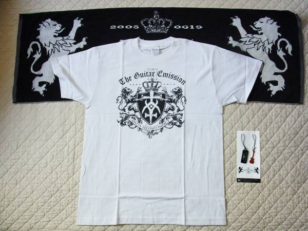 SIAM SHADE★DAITA 2005年LIVE『THE GUITAR EMISSION Ⅱ』グッズ セット①★BINECKS BREAKING ARROWS