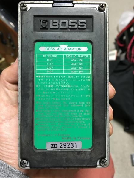 BOSS(ボス)BF-2B Bass Flanger かなり使えますよ!隠れた名品