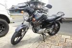 ybr 125 ジャンク(検 yb cbf en tw 低燃費)