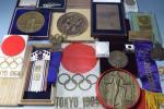 ◆オリンピック 東京 ベルリン ロサンゼルス 1964年・1936年・1932年 記章 ピンバッジ メダル 五輪 計16点まとめて!