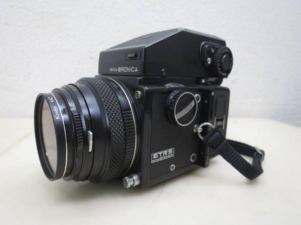 DB7A/ゼンザブロニカ/ETRS/AE-2/中判カメラ/ファインダー/ZENZA/ジャンク
