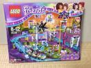 新品 レゴ フレンズ 41130 遊園地ジェットコースター