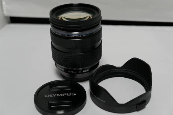 M.ZUIKO DIGITAL ED 12-40mm F2.8 PRO 美品 送料込み