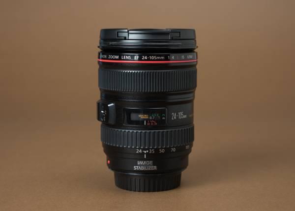 ☆1円~売り切り☆ Canon キヤノン EF24-105mm f/4 L IS USM