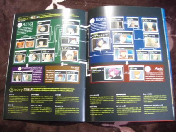 ☆パンフレット 機動戦士ZガンダムⅢ・星の鼓動は愛(2006年公開)_画像3