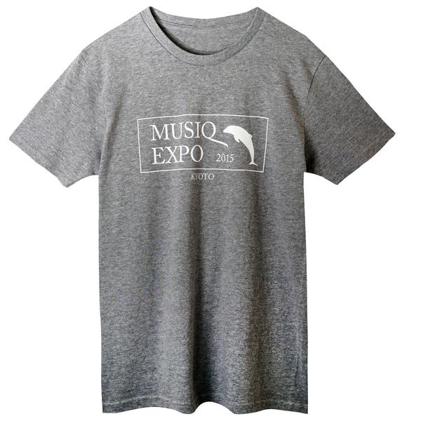くるり 京都音楽博覧会2015 Tシャツ サイズS ライブグッズの画像