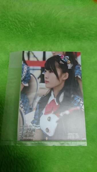 AKB48 岡部麟 同時開催 DVD 予約特典 生写真 チーム8