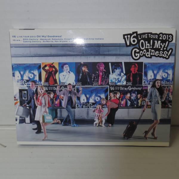 M017[PK]V6 DVD LIVE TOUR 2013 Oh! My! Goodness! 初回盤B
