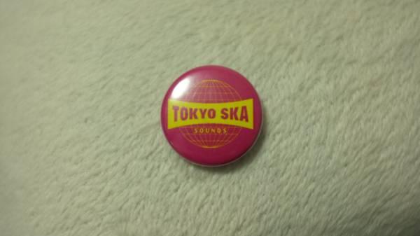 RSR 2009■東京スカパラダイスオーケストラ 缶バッジ■グッズ
