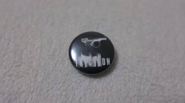 RSR 2007■FRICTION 缶バッジ■フリクション RECK 中村達也