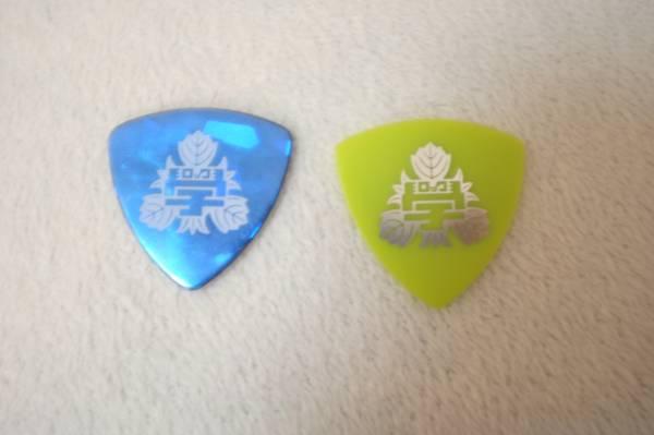 ロックの学園 ギターピック 2枚セット 非売品 ■忌野清志郎 箭内道彦