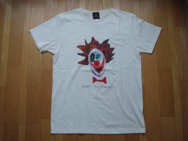 セカイノオワリ SEKAI NO OWARI 2014夏フェス Tシャツ Mサイズ 美品