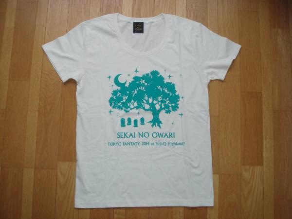 セカイノオワリ SEKAI NO OWARI 2014  Tシャツ Sサイズ 美品