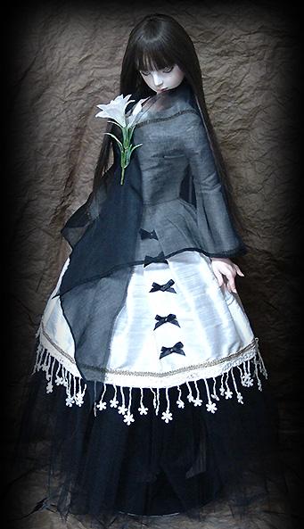 太山レミ作 オリジナルビスクドール 創作人形G14 ※送料無料_画像3