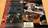 All About Husqvarna 2007 2009 ハスクバーナ 2冊セット