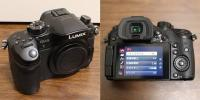 Panasonic LUMIX DMC-GH4ボディ 利用可能な不具合あり(互換グリップ付き)