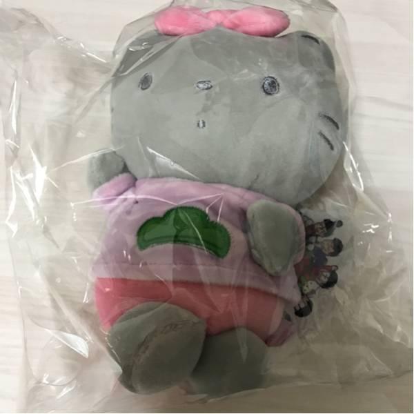 新品 おそ松さん サンリオ ニュムニュSシェー 一松 送料何個でも200円 グッズの画像