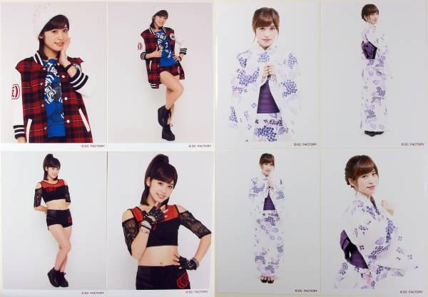 アップアップガールズ(仮) 【仙石みなみ】 2L判生写真 8枚 アプガ