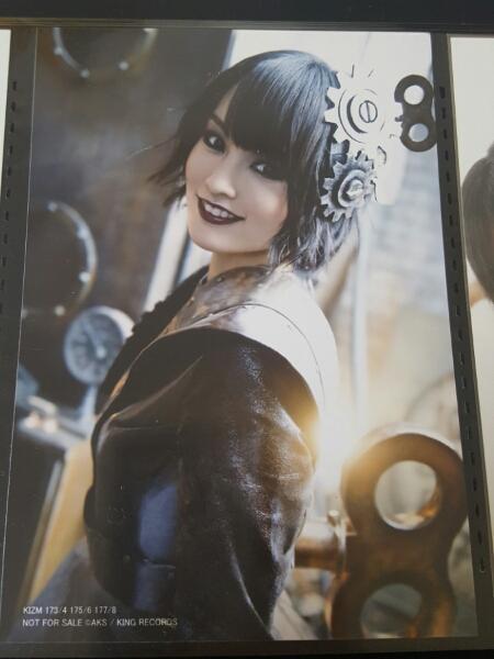 NMB48 山本彩 「UZA」 通常盤 生写真 AKB48