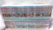 ★美品 ワンピース全巻1~ 最新刊84巻 セットフィギュア イラストカード 零巻★