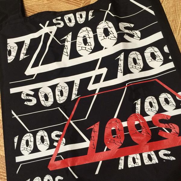 【新品】中村一義100s エコバッグ