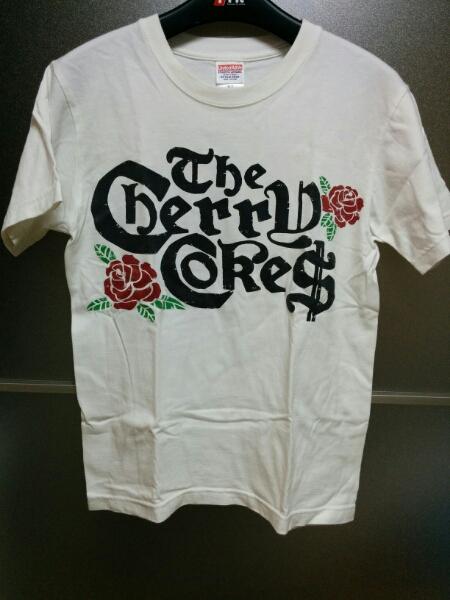 チェリーコークス Tシャツ Sサイズ The Cherry Cokes