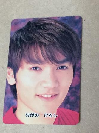V6 長野博 カード